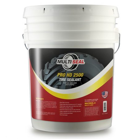5 gallons of Pro HD 2500 tire sealant